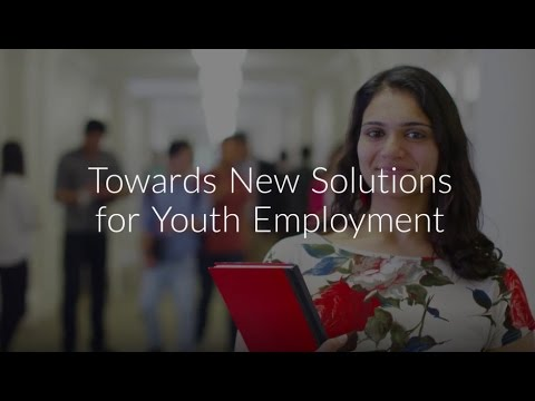 Towards New Solutions for Youth Employment