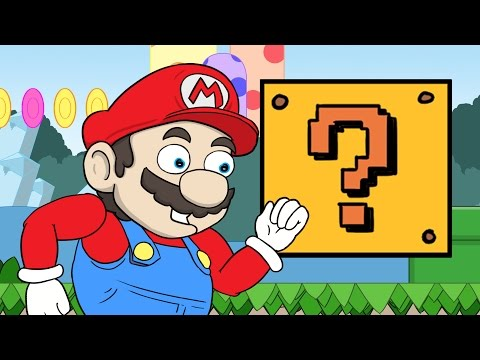 "Download Youtube: Super Mario Run Parody   ""Why Does Mario Run?"""