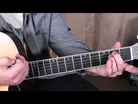 How to Play Maggie May by Rod Stewart on Acoustic Guitar - Easy Song Lessons