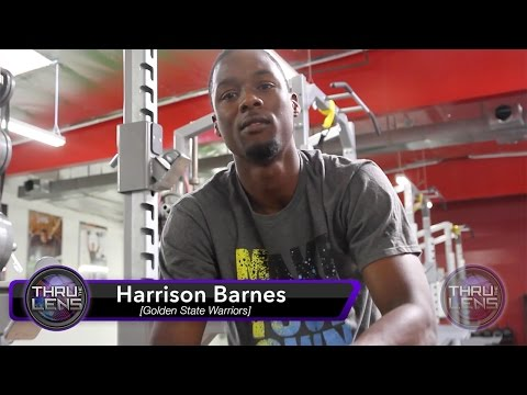 Thru The Lens: (WORKOUT): Episode 07 - Workout with Harrison Barnes