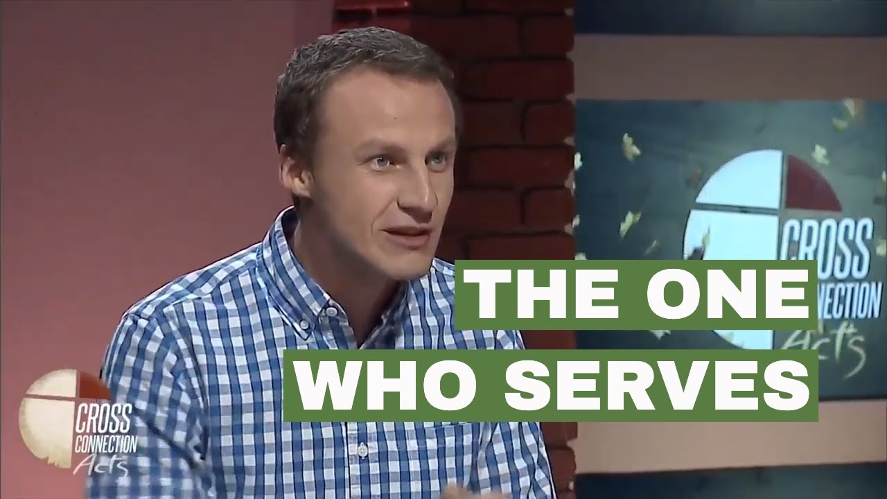 The One Who Rules Like the One Who Serves