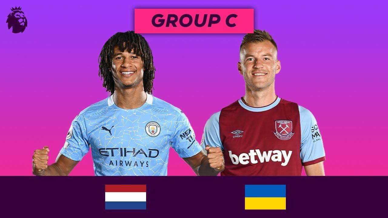 Premier League Stars at Euro 2020 | Group C | Aké, Yarmolenko & more!