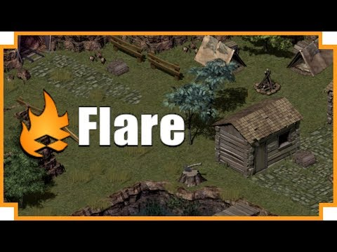 Flare: Empyrean Campaign - (Free 2D RPG / Diablo Like Game)