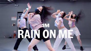 Lady Gaga, Ariana Grande - Rain On Me  / Woonha Choreography