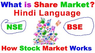 What is The Share Market | Stock Exchange Details | New Business idea