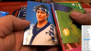2019 Panini Fortnite Series 1 Trading Cards Box ID FORTNITE102