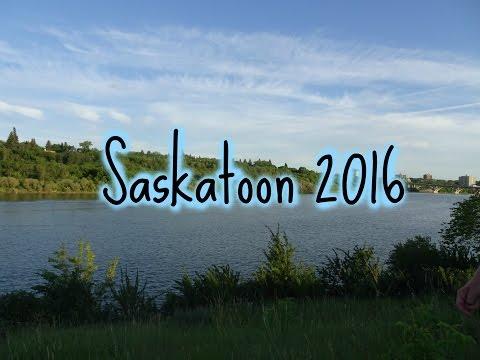 Saskatoon 2016 Travel Diary