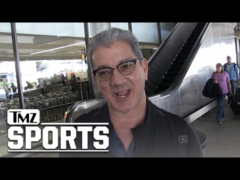 UFC's Bruce Buffer Would Love to Call Mayweather vs. McGregor with His Brother! | TMZ Sports