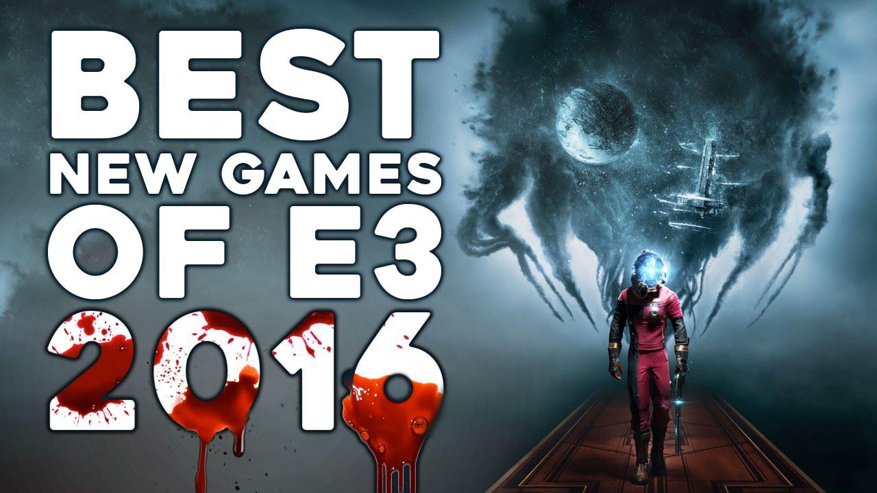 Best New Games