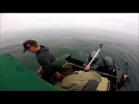 Crabbing At Winchester Bay, OR 7/27/18
