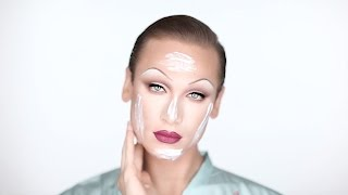 Watch and learn from my makeup break down routine. In collaboration...