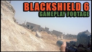 Operation Black Shield 6 at SC Village - AirSplat on Demand