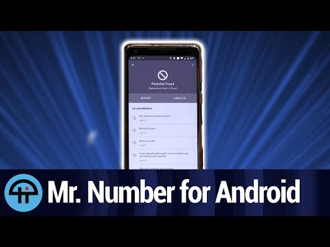 Mr. Number For Android