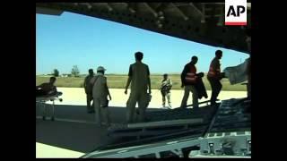 4:3 Qatar Airways plane lands in rebel stronghold to evacuate 30 injured men