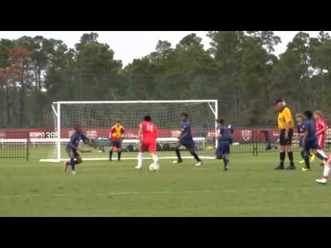 Gerardo Martinez 12 Year Old Soccer Talent