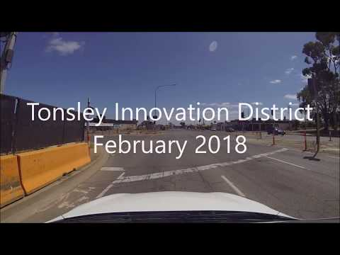 Tonsley Innovation District: February 2018