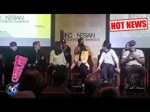 Hot News! Satu Panggung, Robby Purba dan Roy Kiyoshi Diem-dieman - Cumicam 25 September 2018
