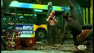 The Transporter - Oil Fight Scene.mpg