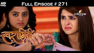 Swaragini - 8th March 2016 - स्वरागिनी - Full Episode (HD)
