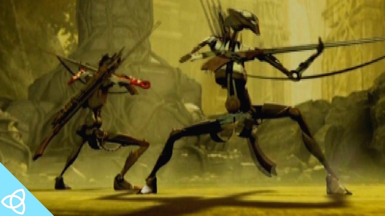 Robota - Cancelled Game [2003 Teaser]