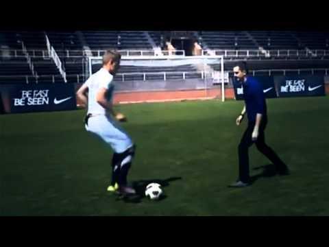 John Guidetti - Fantastic Football Trick 2013/14 HD