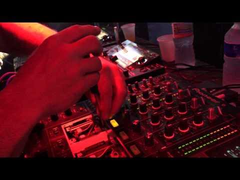 Mixer repair during DJ set