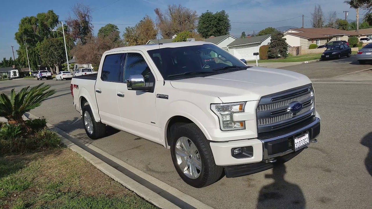 Ford F150 Ecoboost Mpg >> Ford F150 3 5 Ecoboost True Mpg City Driving