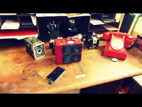 The BoomCase - Kodak Camera BoomBox
