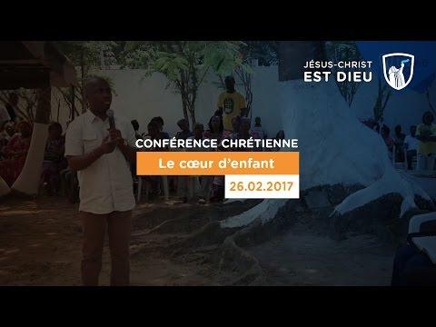 Le coeur d'enfant - Gabon (Shora KUETU - 26/02/17)