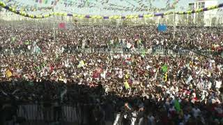 Buldan: Ankara, Tayyip Erdoğan bu meydanı gör artık