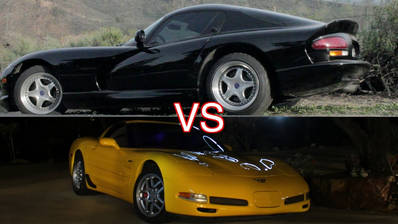 corvette c5 z06 vs viper gts ownership experiences youtube. Black Bedroom Furniture Sets. Home Design Ideas