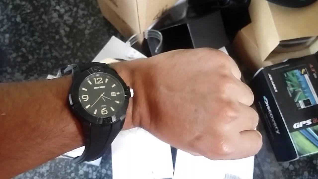 c34029820cf5a Relógio Masculino Mormaii Nautique MO2315AI 8P 10 ATM by Giga Store