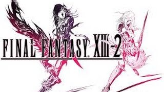 Final Fantasy XIII-2 - Intro - And Christmas Giveaway (ENDED) - Lets Play Part 1