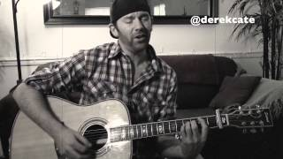 I won't give up Jason Mraz Cover by Derek Cate