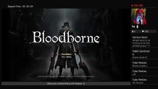 Bloodborne with Lyra :D