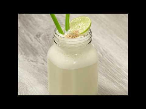 Key Lime Pie Protein Smoothie