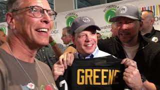 YaJagoff Interviews Mark, Donnie and Paul Wahlberg at Wahlburgers Video