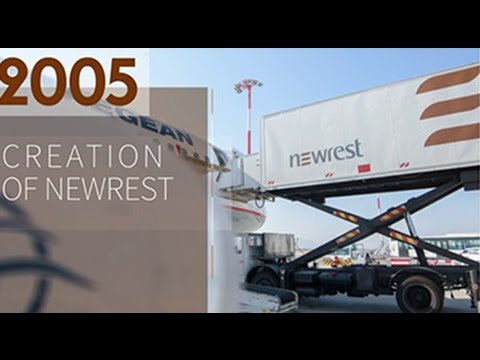 Newrest History