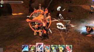Peria Chronicles Online Gameplay Combat System