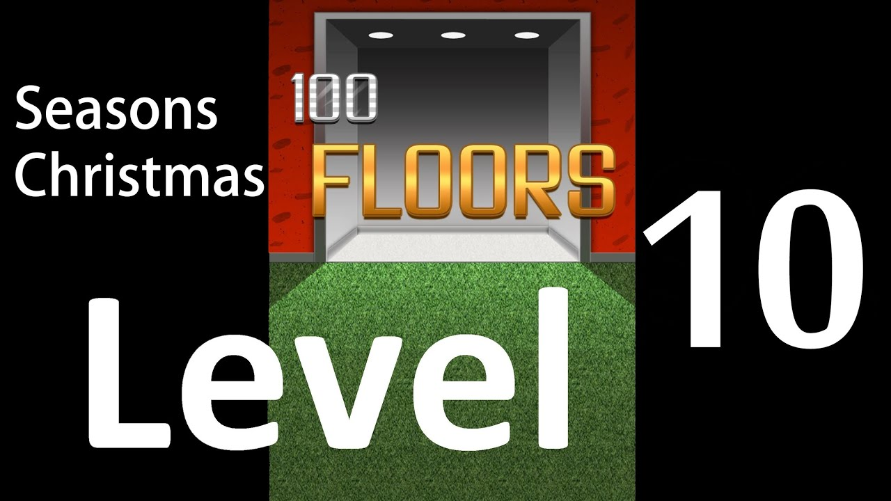 100 Floors Level 10 Christmas Special Seasons Tower