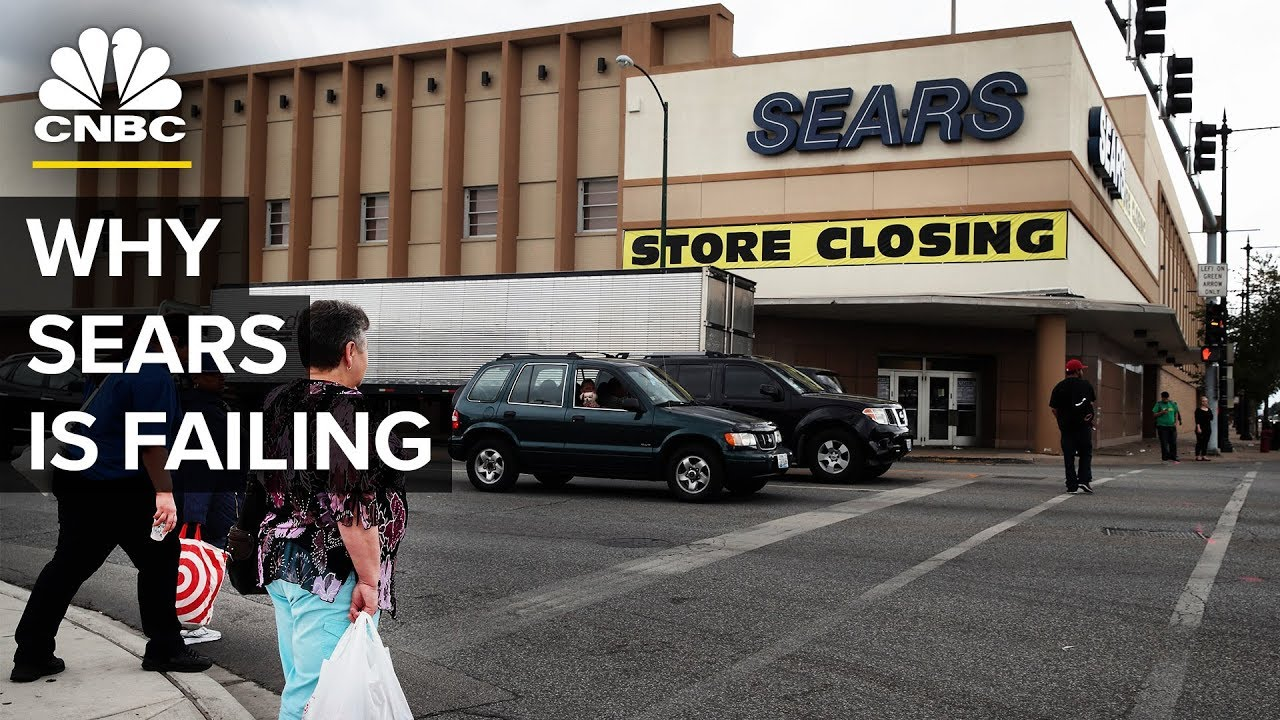 Sears CEO Eddie Lampert offers 'critical' deal to buy Kenmore brand for $400 million