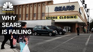 Sears: The Rise And Fall Of The Massive U.S. Retailer | CNBC