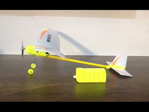 How To Build A Battery Powered Plane Balsa Wood Airplane