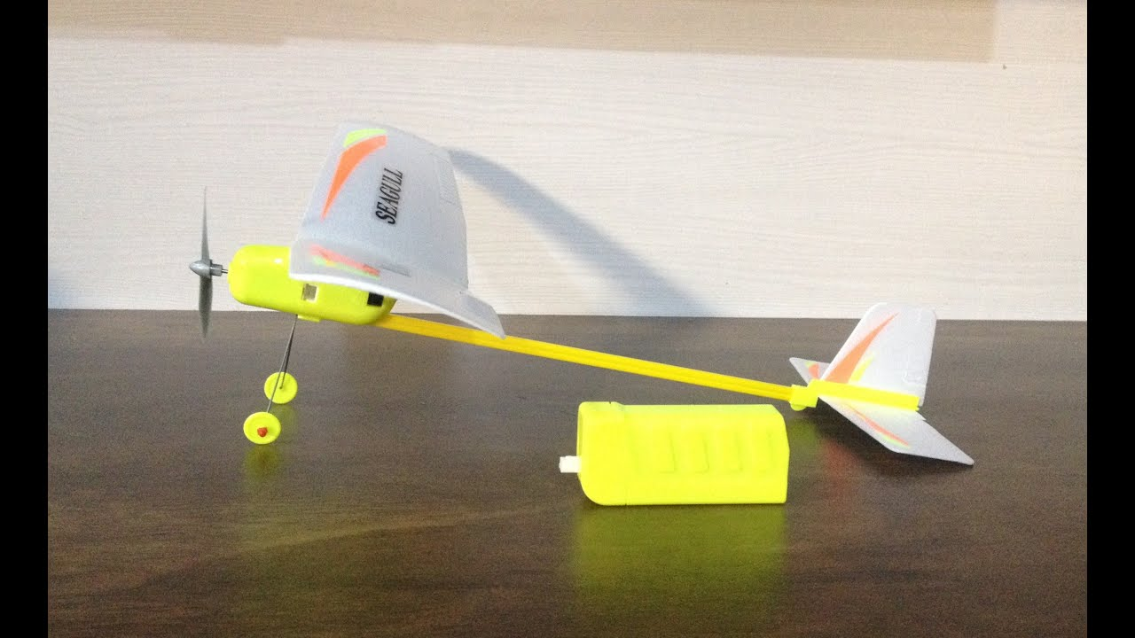 How To Build And Fly An Electric Powered Plane Estes