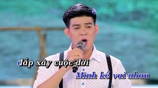 karaoke Màu Nắng Quê Hương Lâm Quang Long