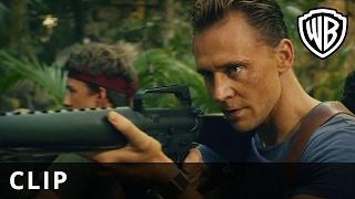 Kong: Skull Island – 'Graveyard' Clip – Warner Bros. UK