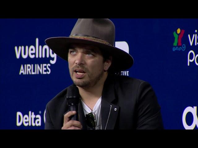 Waylon | Países Baixos | Press Conference | Eurovisão 2018