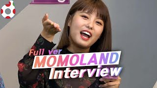 (Full version) An exclusive interview with MOMOLAND (Nayun, Ahin and Jane)