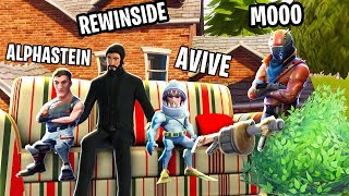 WHOS your DADDY in FORTNITE mit ROLEPLAY!