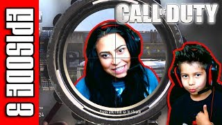 CALL OF DUTY : GAME PLAY - REDEMPTION VIDEO - Episode 3
